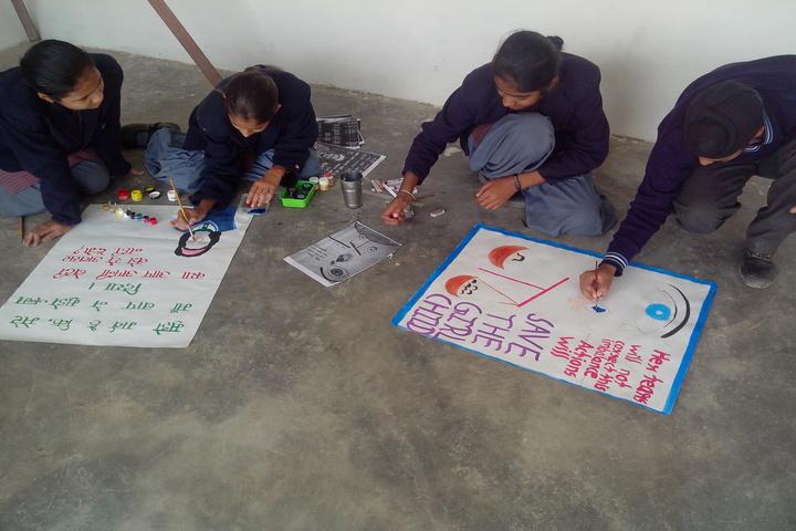 Swami Educational Public School-Art