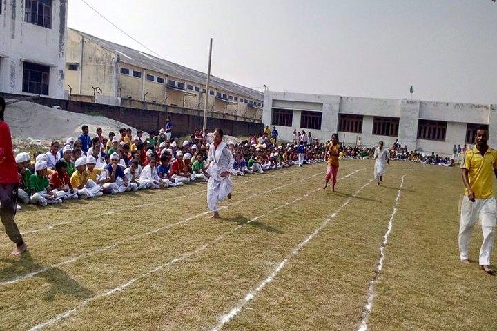Swami Educational Public School-Games