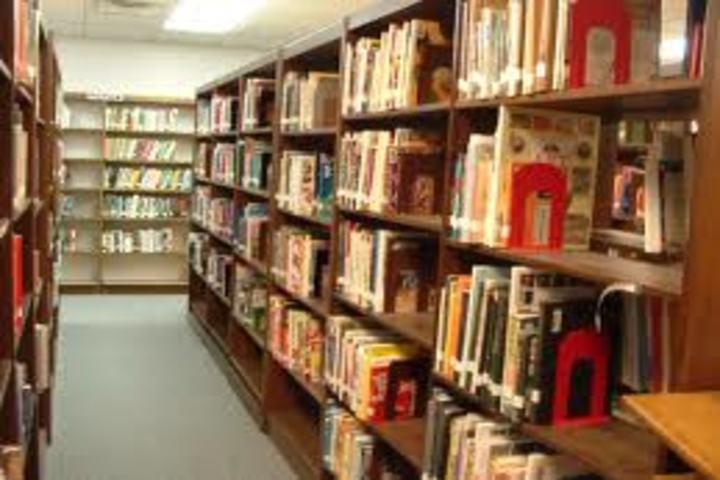 Swami Educational Public School-Library