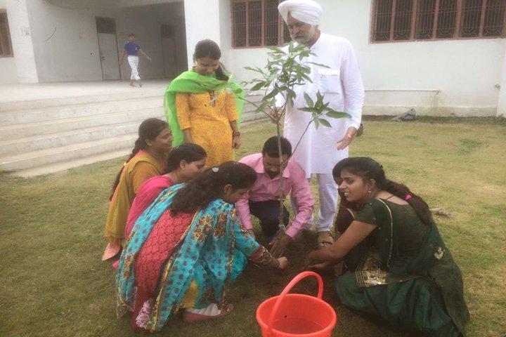 Swami Educational Public School-Plantation