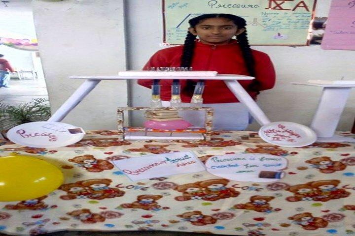 Swami Educational Public School-School Exhibition