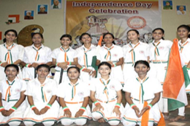 Swami Harsewanand Public School-Independance Day