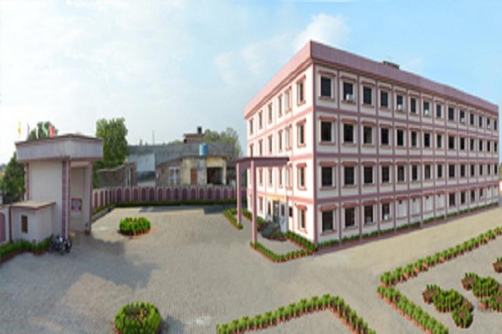 Swami Harsewanand Public School-School view