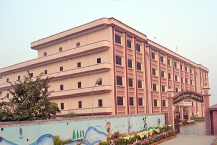 Swami Harsewanand Public School-School Building