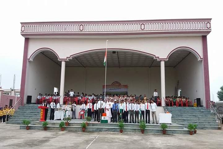 Swami Harsewanand Public School-Independence Day