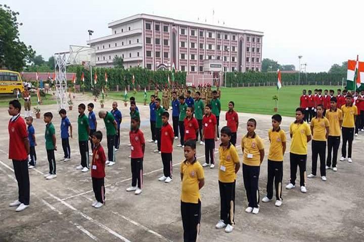 Swami Harsewanand Public School-School Activity