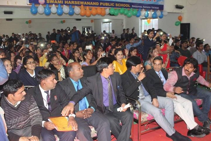 Swami Harsewanand Public School-Auditorium