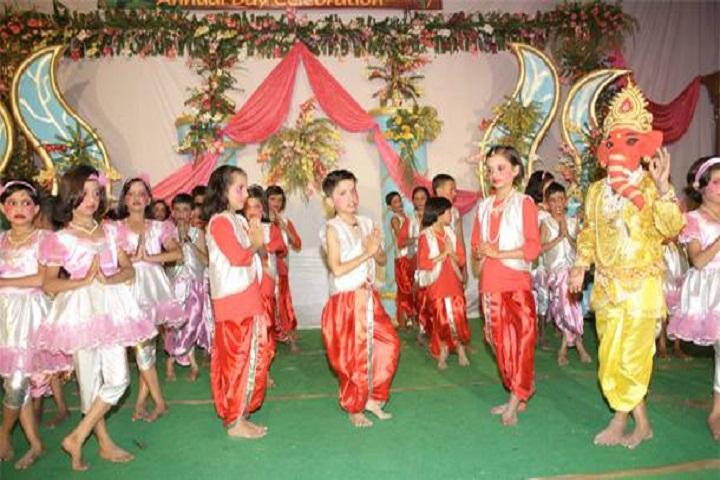 Swami Harsewanand Public School-Events