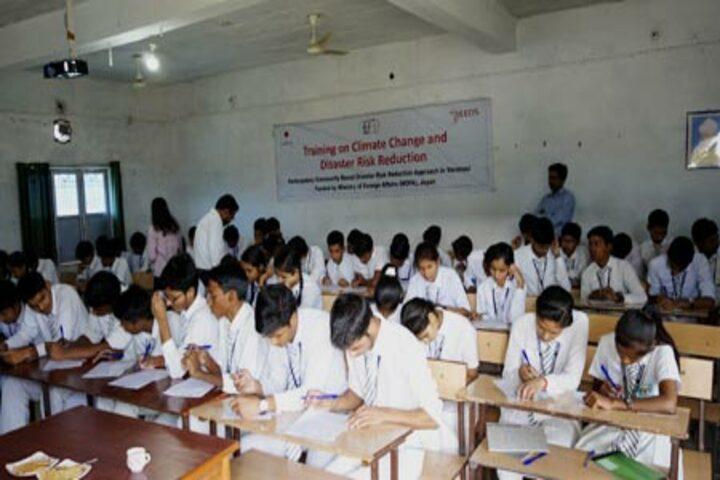Swami Vivekanand Academy-Classroom
