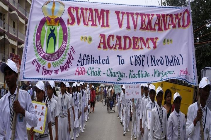 Swami Vivekanand Academy-Activity