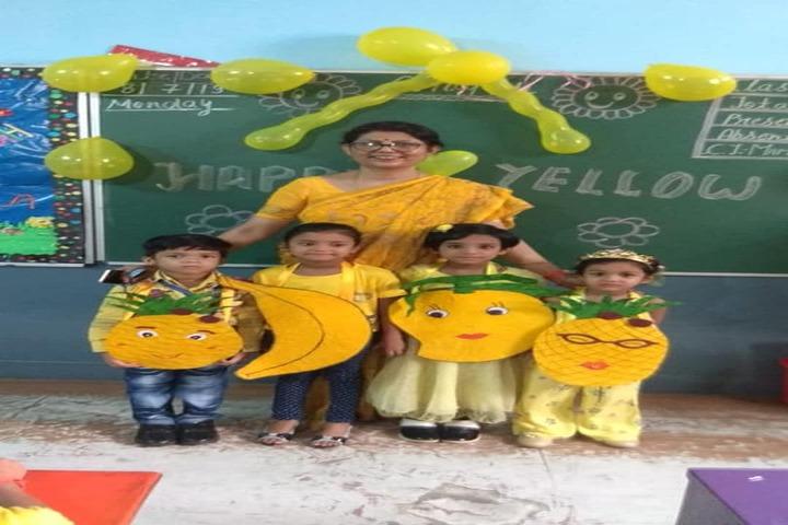 Swarnim Public School-Activity