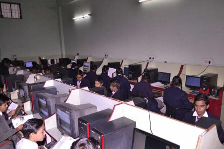 Swarnim Public School-Computer Lab