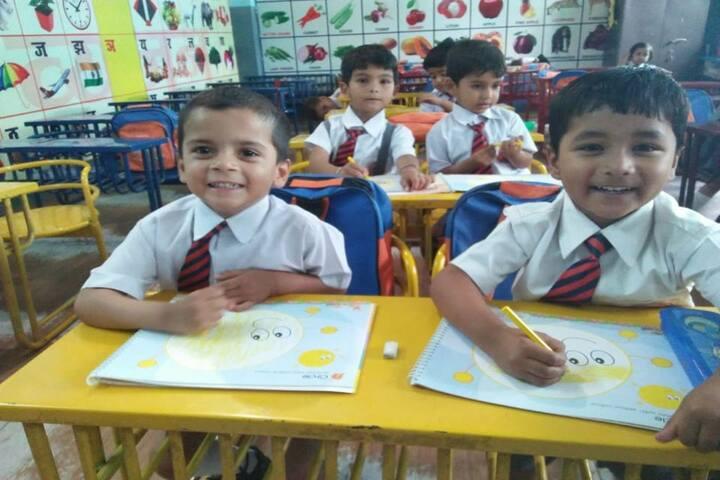 Swarnim Public School-Drawing