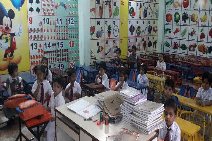 Swarnim Public School-Kids Classroom