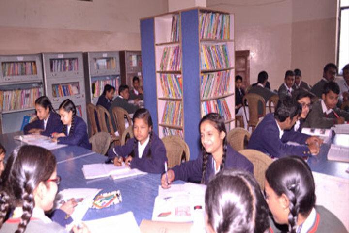 Swarnim Public School-Library