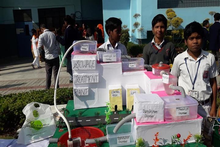 Swarnim Public School-School Exhibition