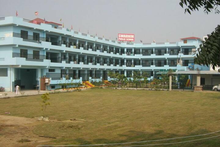 Swarnim Public School-School View