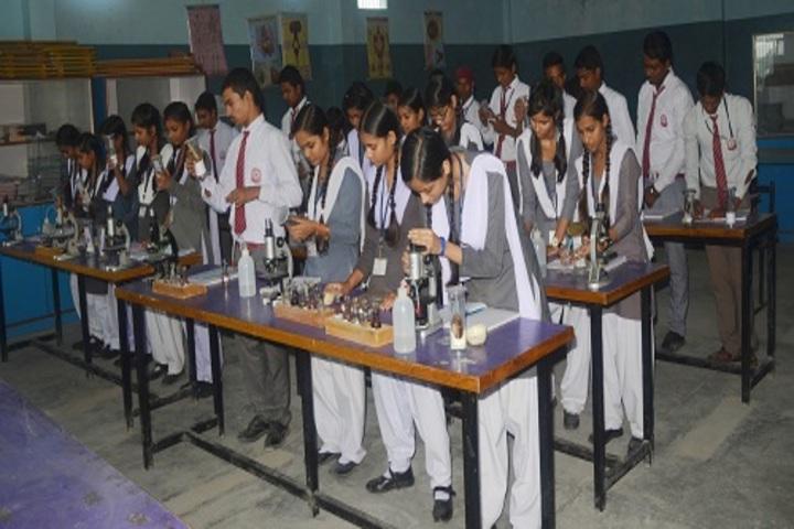 Swarnim Public School-Science Lab