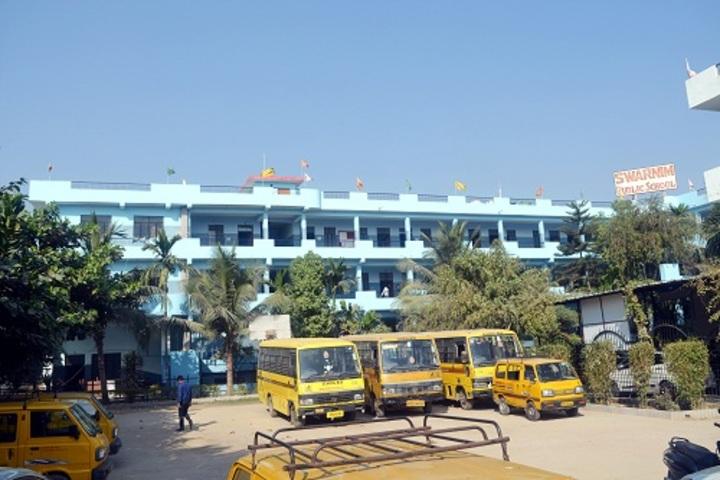 Swarnim Public School-Transport