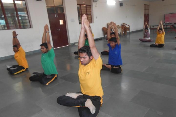 Swarup Foundation Dav Public School-Yoga