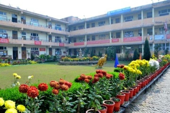 Swarup Foundation Dav Public School-Campus
