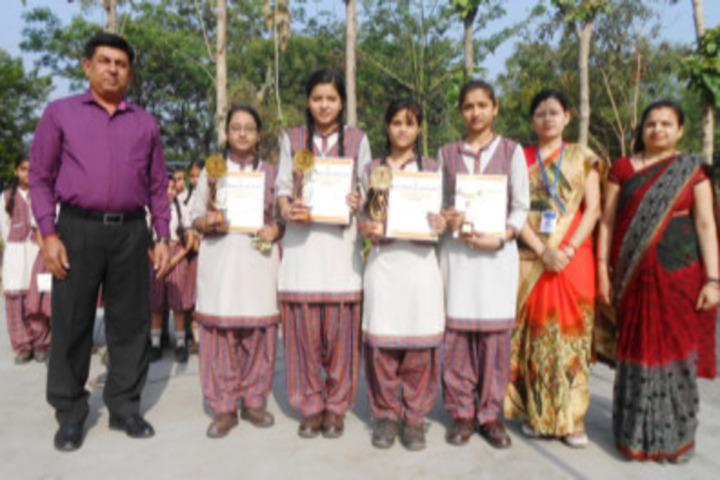 Swarup Foundation Dav Public School-Felicitation