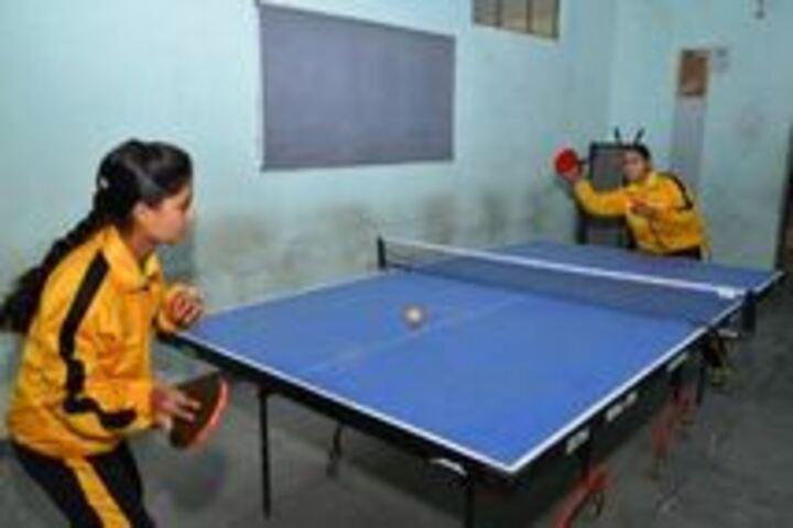 Swarup Foundation Dav Public School-Indoor Games