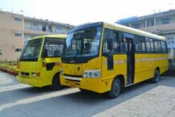 Swarup Foundation Dav Public School-Transport