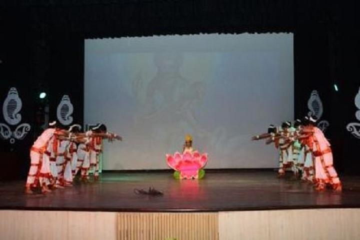 Tagore Public School-Annual day