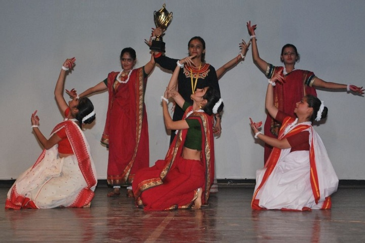 Tagore Public School-Cultural program