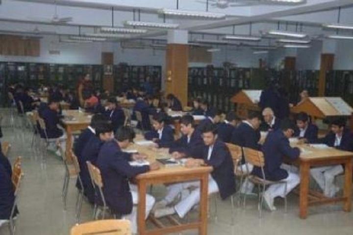 Tagore Public School-Library
