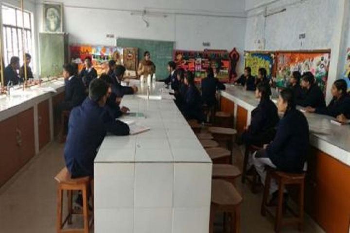 Tagore Public School-Science lab