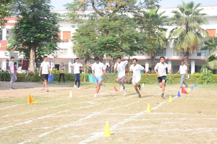 Tagore Public School-Sports day
