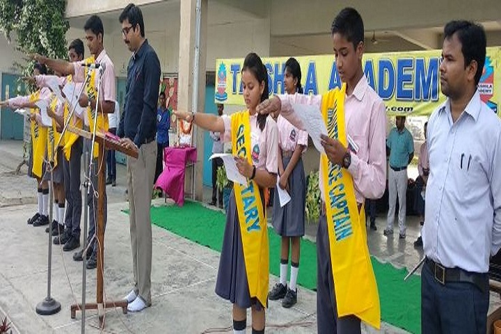 Takshila Academy-Investiture ceremony