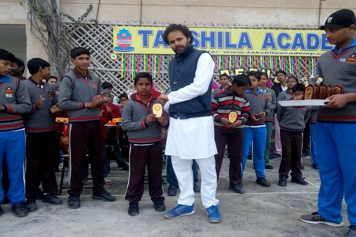 Takshila Academy-Republic day celebrations
