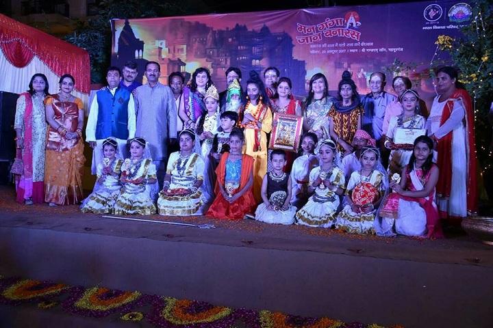 Tapasthali Sainik School-Cultural Program
