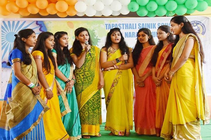 Tapasthali Sainik School-Event