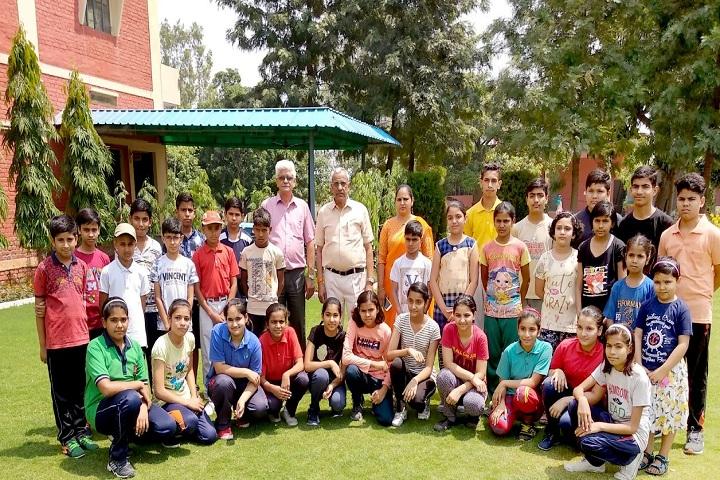 Tej Public School-Summer Camp