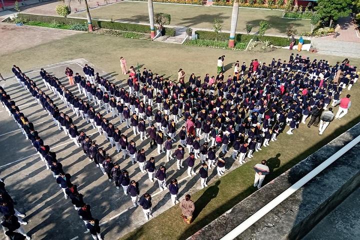 Tej Public School-Assembly