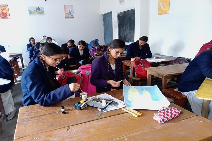 Tej Public School-Activity