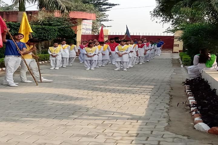 Tej Public School-Annual Sports Meet