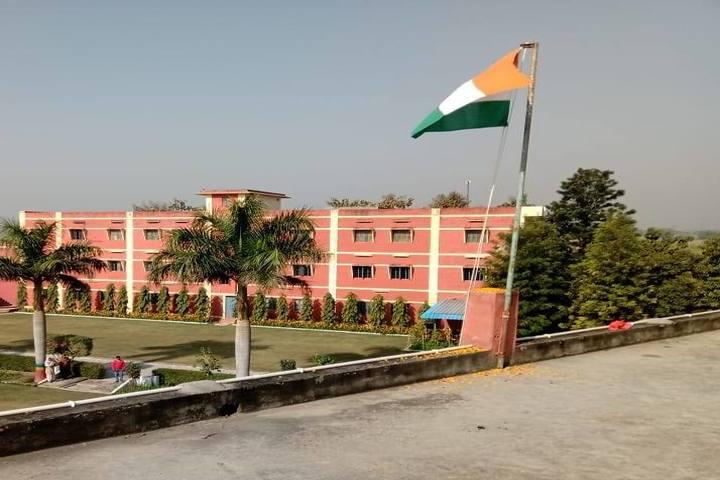 Tej Public School-Campus View