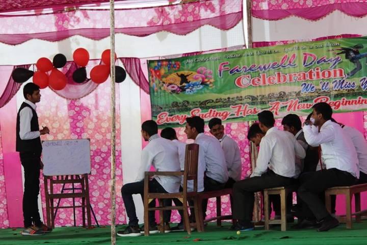 Tej Public School-Farewell Party