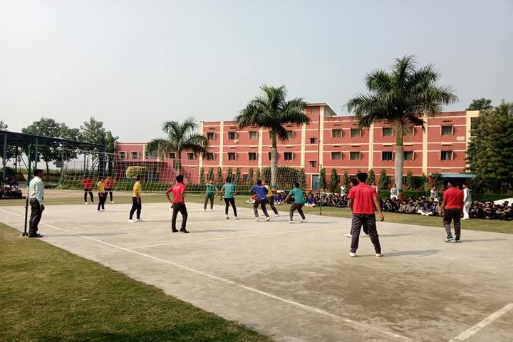 Tej Public School-Play Ground