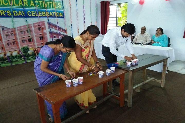 Tej Public School-Teachers Day Celebrations