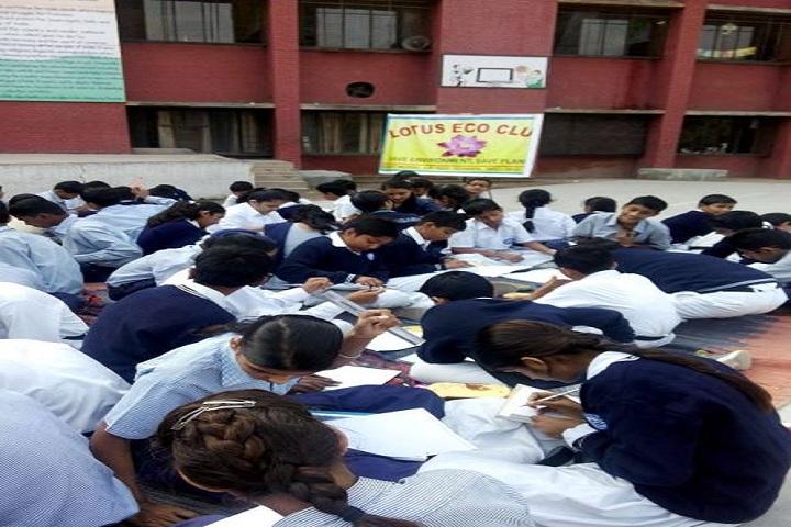 Government Model Senior Secondary School-Eco Club