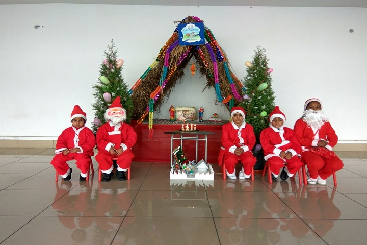 The Aaryans-Christmas celebrations