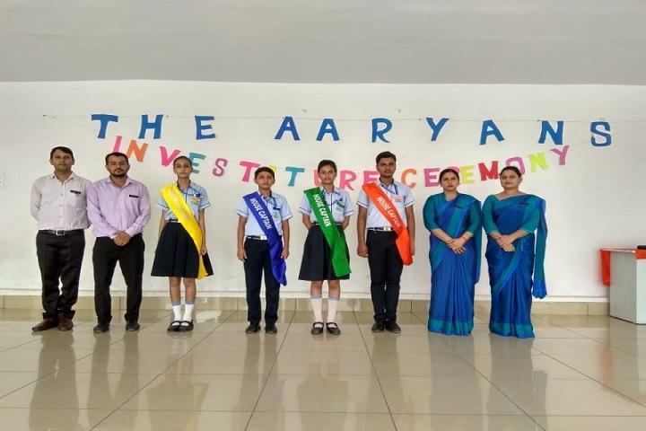The Aaryans-Investiture ceremony
