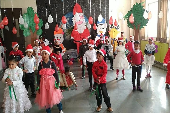The Adhyyan School-Christmas celebrations