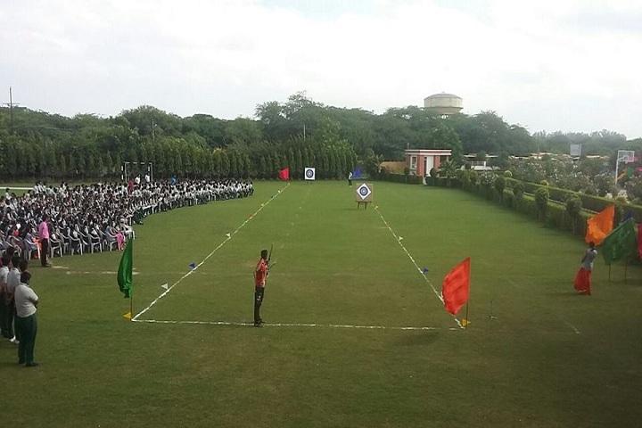 The Adhyyan School-Sports meet